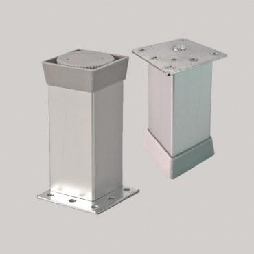Picior mobilier reglabil 04B (40X40)