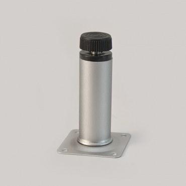 Picior mobilier reglabil D30 aluminiu